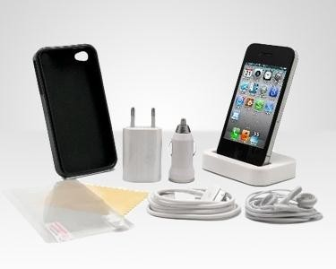 Pack Essencial de iPhone4-4s