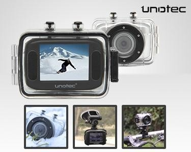 Câmara de Vídeo Unotec XTR | Sports