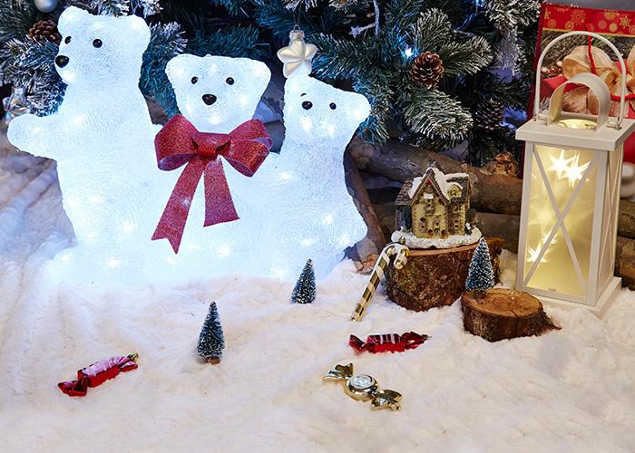 Decoração de Natal: descontos até 60% (necessário login/registo para aceder)