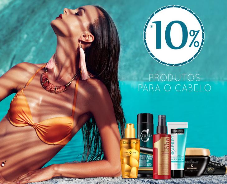 Com o wOne.pt é sempre a Ganhar! -10% EXTRA em produtos para o cabelo » Só até dia 19 «
