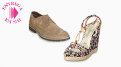 Rockport; Hush Puppies, Ipanema; Gant; Sebago e Mais Marcas: Especial Calçado no wOne.pt Fashion