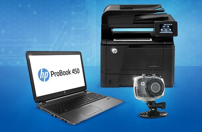Tecnologia HP® até -30% » Tablets, Portáteis, PC's, Impressoras, Máquinas fotográficas e Câmaras