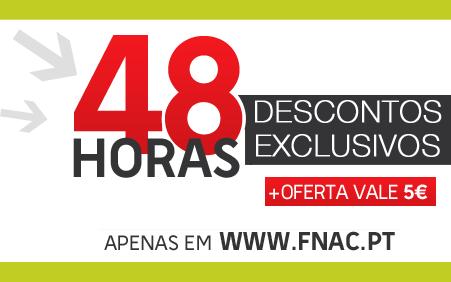 48h com Descontos Exclusivos: até -78% em mais de 5500 artigos! Só nos dias 15 e 16 em Fnac.pt