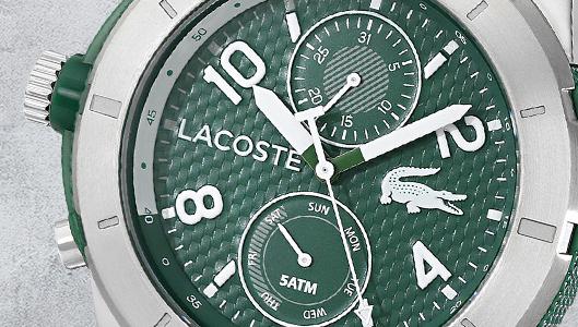 Especial Relógios Lacoste® para Homem e Mulher | Até -50%