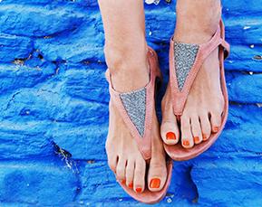 Especial Sandálias - A companhia ideal para as tuas roupas de Verão!