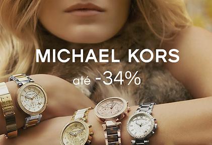 Especial Michael Kors® até -34%