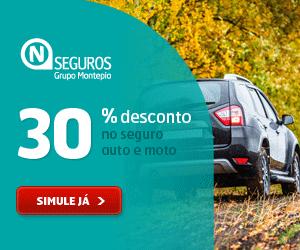 Exclusivo: 30% de desconto no Seguro Auto ou Moto - só até 8 de Novembro