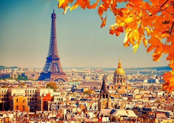Fim-de-semana romântico em Paris: voos + 2 noites, agora desde 159€ (partidas de Lisboa ou Porto)