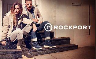 Calçado Rockport® entre Outras Campanhas, hoje no wOne.pt Fashion